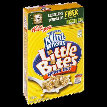 Kellogg's Frosted Mini-Wheats Little Bites Honey Nut Cereal