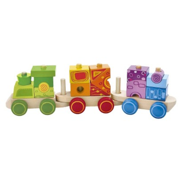 Hape Wooden Train