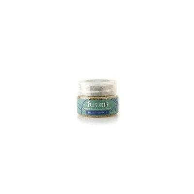Saltworks Fusion - Spanish Rosemary Salt - 3.5oz Jar, Gourmet Flavored Sea Salts