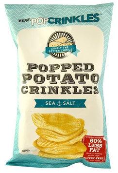 PopCrinkles Popped Potato Crinkles Sea Salt 3.5 oz