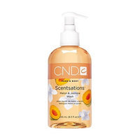 Cnd Cosmetics Creative Nail Design Scentsations Citrus and Green Tea Lotion 8.3 oz.