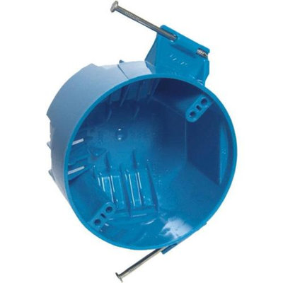 Thomas & Betts Ceiling Box with Nail B518AUPC
