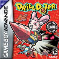 Game Freak Drill Dozer