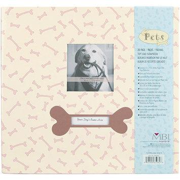 MCS Dog Post-Bound Album - 12x12