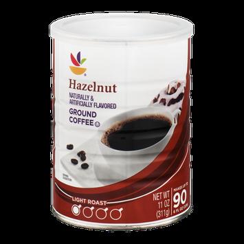 Ahold Hazelnut Ground Coffee Light Roast