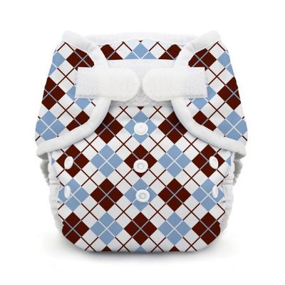 Thirsties Duo Wrap, Scottish Storm, Size Two (18-40 lbs) (Discontinued by Manufacturer)