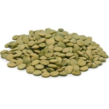 Bulk Peas & Beans Organic Bulk Peas And Beans Organic 100 percent Organic Green Lentils 25 Lbs - SPu625905