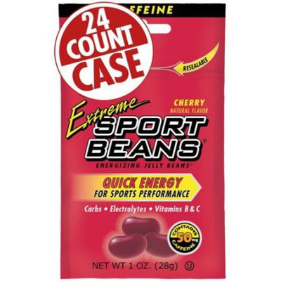 Jelly Belly Extreme Sportbeans Cherry - Single Package