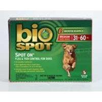 Bio Spot 6 mm 31 60 lb Bio Spot Spot-on Flea and Tick Control