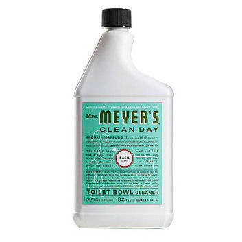 Mrs. Meyer's Clean Day Basil Toilet Bowl Cleaner