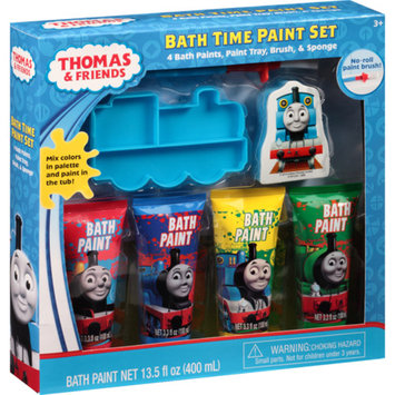 Thomas the Train Thomas & Friends Bath Time Paint Set, 7 pc