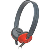 Panasonic Slimz Over-Ear Headphone Red DSV