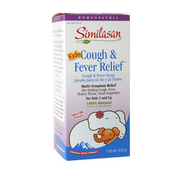 Similasan Kids 2-12 Cough Relief Cough Syrup