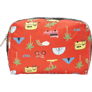 LeSportsac XL Essential Cosmetic Roadtrip Vacation - LeSportsac Ladies Cosmetic Bags