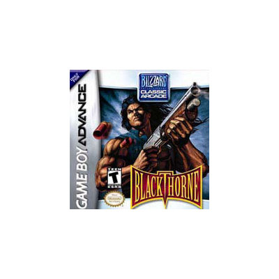 Blizzard Entertainment Blackthorne
