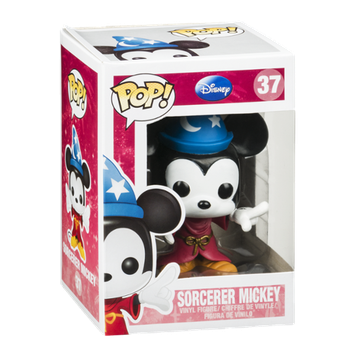 Pop! Disney Vinyl Figure Sorcerer Mickey 37
