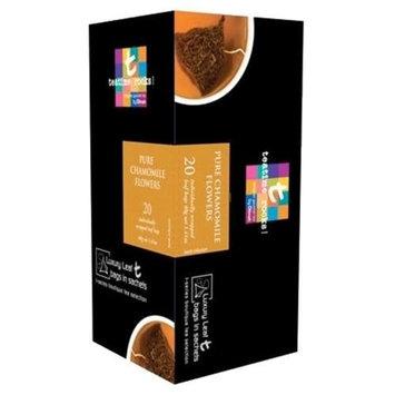 Dilmah Tea t-Sachet 20s, Pure Chamomile Flowers, 20 tea bags