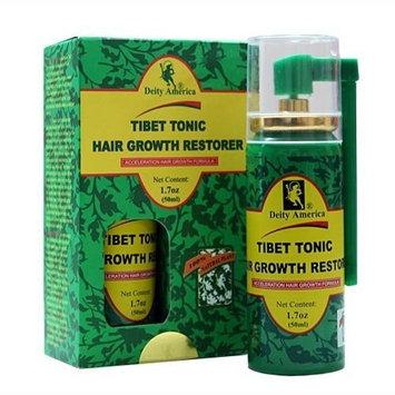 Deity America Tibet Tonic Hair Growth Restorer - 1.7 Oz (50 Ml) - 12 Bottles