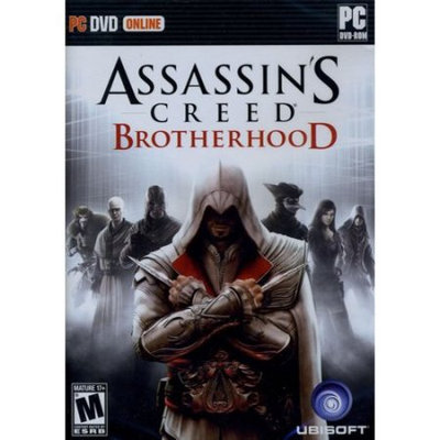 Ubisoft Assassins Creed: Brotherhood (streets 3-22-11)