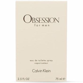Obsession Calvin Klein  2.5 oz Men