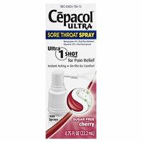 Cepacol Sugar Free Sore Throat Spray