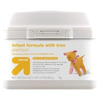 up & up Infant Formula Premium - 23.4oz (6 Pack)