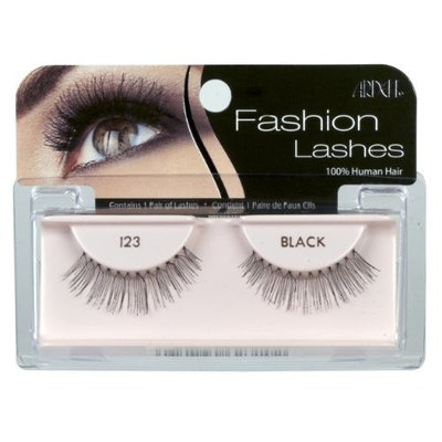 Ardell Fashion Lashes Pair - 123 Black (Pack of 4)
