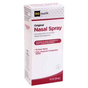 DG Health Original Nasal Spray - 12-Hour