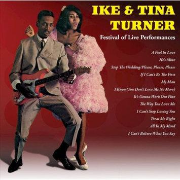 Rockbeat Records Ike & Tina Turner: Festival of Live Performances