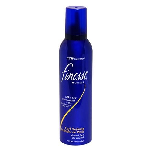 Finesse Mousse, Curl Defining for Curly or Wavy Hair - 7oz.