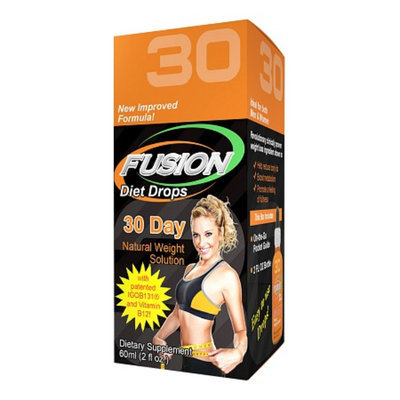 Fusion Diet Systems Fusion Diet Drops 30 Day Natural Weight Solution