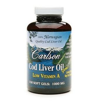 Carlson Cod Liver Oil Gems