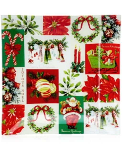 Holidayfaves by sue v influenster for Martha stewart christmas wine glasses