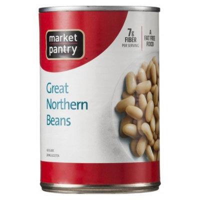 market pantry Market Pantry Great Northern Beans 15.5 oz