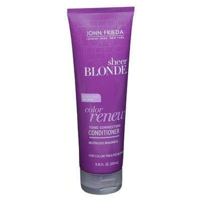 John Frieda Sheer Blonde Color Renew Tone Correcting Conditioner