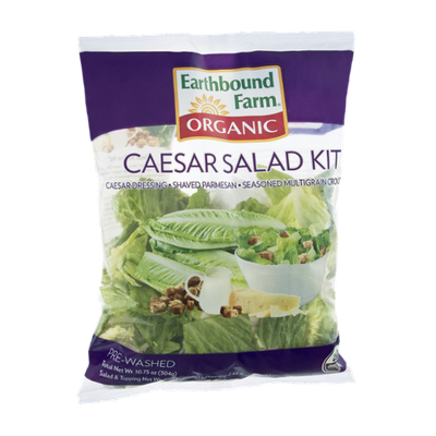 Earthbound Farm Organic Caesar Salad Kit