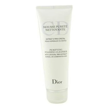 Christian Dior Purifying Foaming Cleanser Normal or Combination Skin for Unisex, 4.3 Ounce