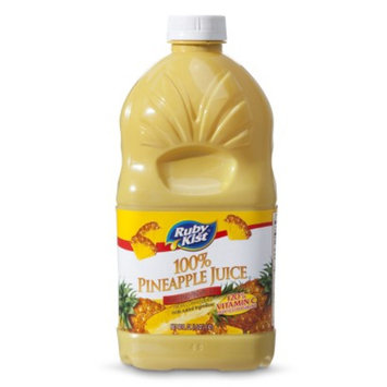 Clement Pappas Ruby Kist Pineapple Juice 48 oz