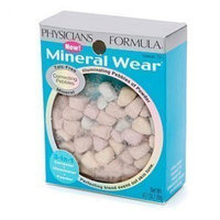 Physicians Formula Mineral Wear Talk-Free Mineral Correcting Pubbles, Translucent - 0.7 OZ