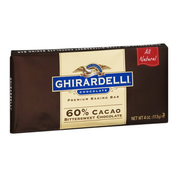 Ghirardelli Chocolate Baking Bar