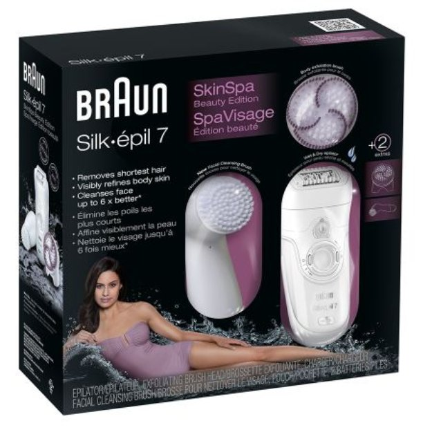 Braun Silk-epil 7 SkinSpa Beauty Edition 7-929, 1 ea