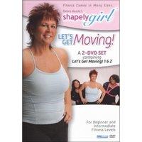 Shapelygirl: Let's Get Moving, Vols. 1 & 2
