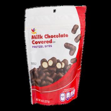 Ahold Milk Chocolate Covered Pretzel Bites