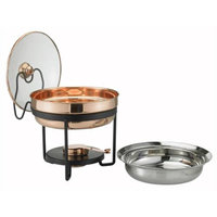 Old Dutch International Decor Copper Chafing Dish