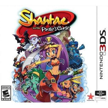Maximum Games, Llc Shantae & The Pirates Curse Nintendo 3DS
