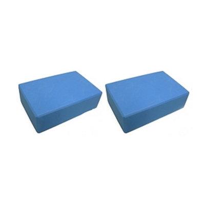 Sivan Health And Fitness Yoga Saver Pack Foam Blocks 2Pk