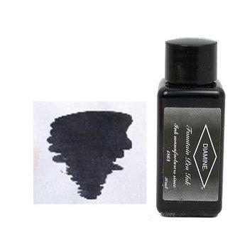 Diamine 30 ml Bottle Fountain Pen Ink, Jet Black