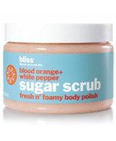 Bliss Sugar Scrub