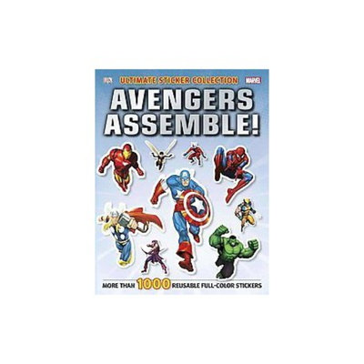Marvel Avengers Assemble! Ultimate Sticker Collection (Paperback)
