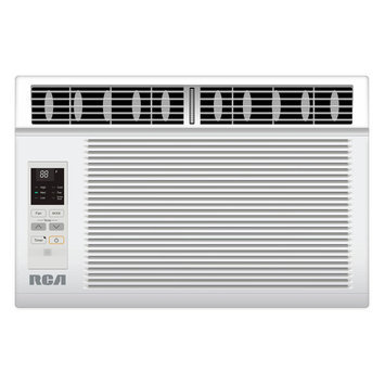 Rca - 8,000 Btu Window Air Conditioner
